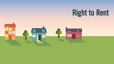 DOES YOUR TENANT HAVE THE RIGHT TO RENT