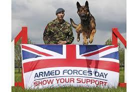 Support Armed Forces Day