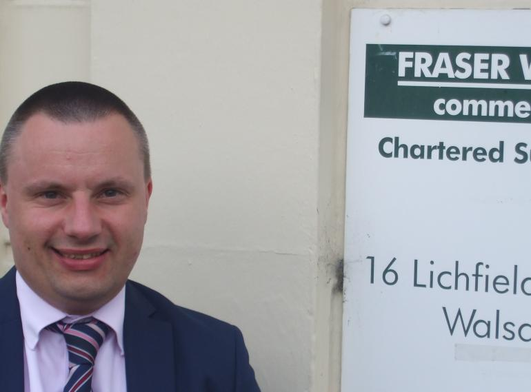 New Director at Fraser Wood