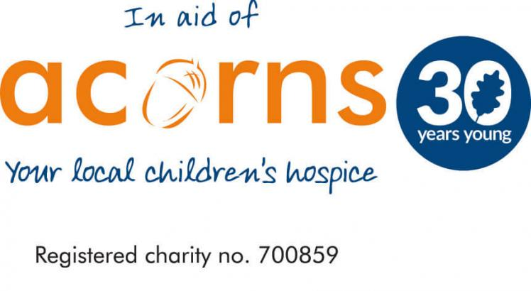 Fraser Wood Charity for this year is Acorns.